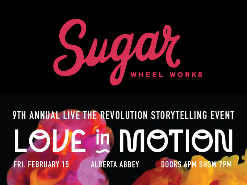 Live the Revolution: Love in Motion